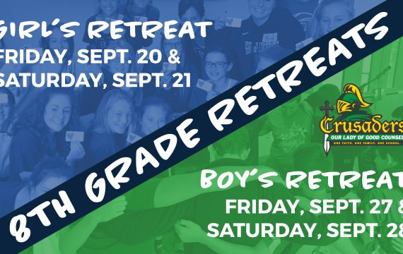 8th Grade Retreat for Boys